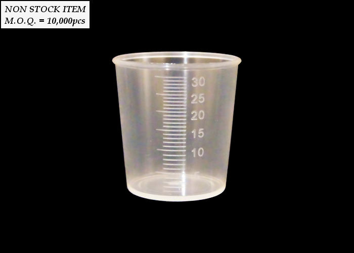 Plastic Bottle, Plastic Bottles, CUP-30ML Series , Volume 30ml