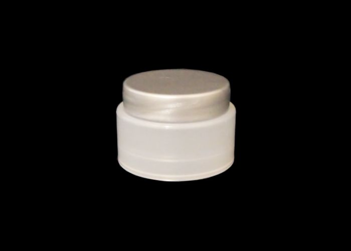 Plastic Bottle, Plastic Bottles, Code PP10-SJ35, Series PP Cream Jar, Volume 10gm