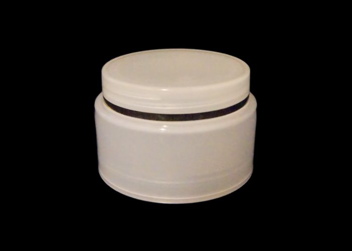 Plastic Bottle, Plastic Bottles, Code PP25-SJ45, Series PP Cream Jar, Volume 25gm