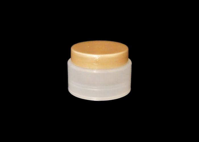 Plastic Bottle, Plastic Bottles, Code PP7-SJ35, Series PP Cream Jar, Volume 7gm