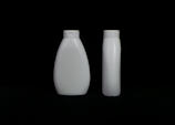 plastic bottle toiletries & cosmetics bottle code 1117-4019 200gm HDPE