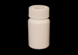 plastic bottle pharmaceutical bottle code 134-CRC38 60ml HDPE