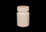 plastic bottle pharmaceutical bottle code 640-V640 60ml HDPE