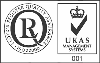 UKAS ISO 22000 Certification